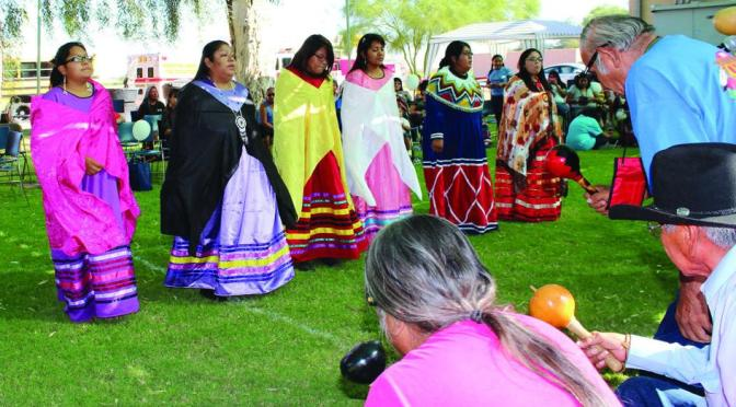 A PRAYER & GOD'S VIEW OF THE COCOPAH TRIBE