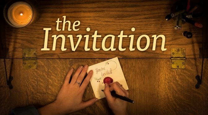 A PERSONAL INVITATION FROM GOD